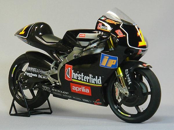 famous motor race: Aprilia RSW 250 M.Biaggi 1996 by K'S Workshop